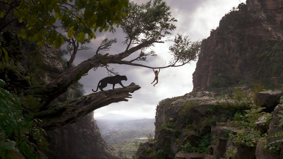 Jungle Book - Dir: Jon Favreau