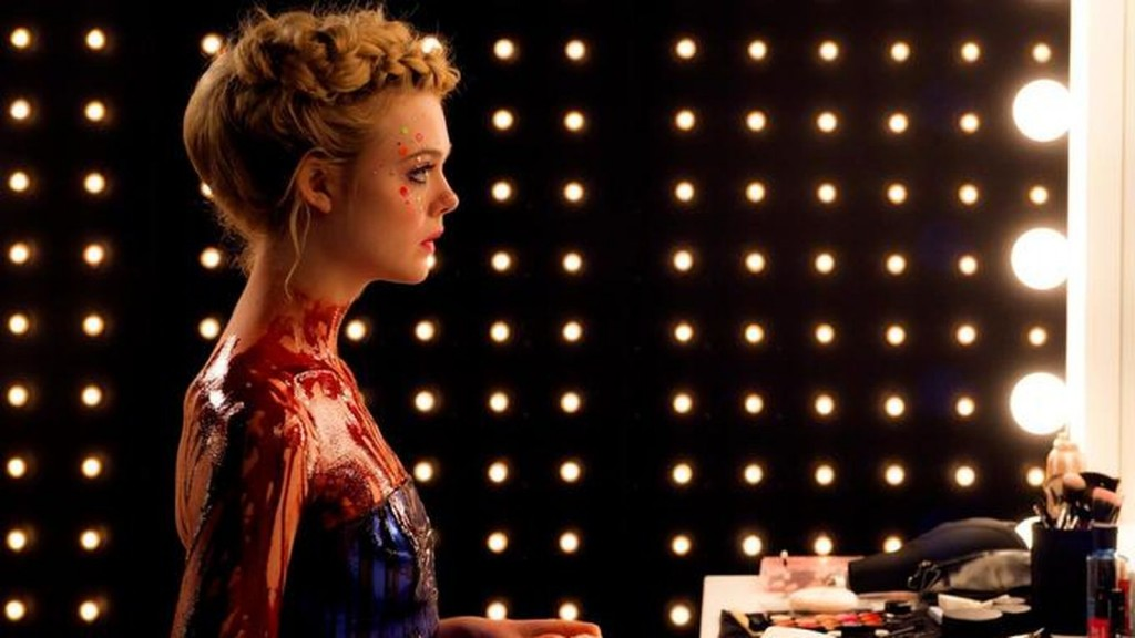 Neon demon films of 2016