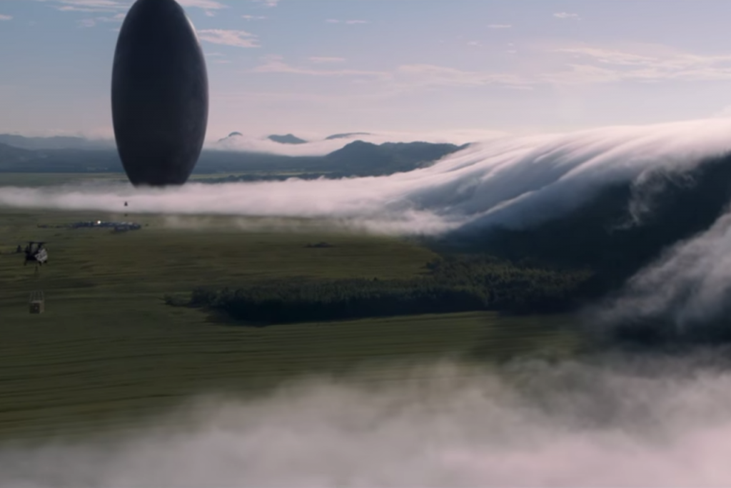 arrival film of 2016