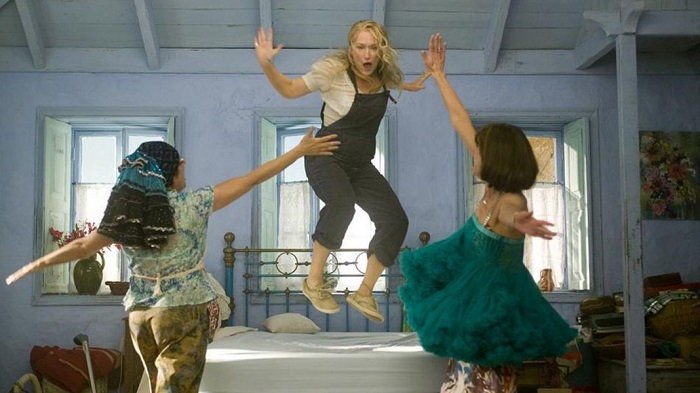Mamma Mia - Dir: Phyllida Lloyd