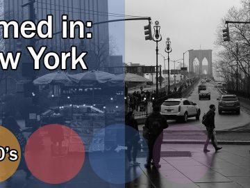 Filmed In: New York